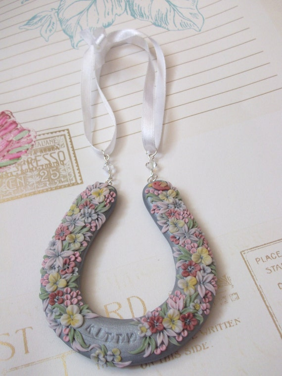 Personalised Wedding Horseshoe Gift : Horseshoe,horseshoe gift, gifts for brides,wedding gifts, personalised ...