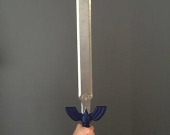 Legend of Zelda Master Sword 3D Printed