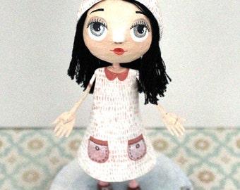 Lady Bunny, OOAK doll