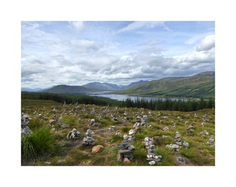 Scottish Highlands, Wilderness, Scotland Photography, Mountain Print, Landscape Photography