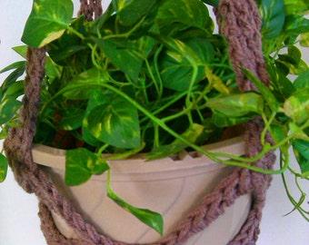 Crochet Plant/Flower Hangers - Ready to Ship
