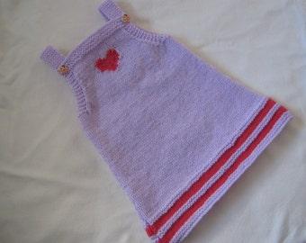 Toddler Heart Summer Dress