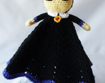 Queen Grimhild Inspired Lovey/Security Blanket