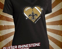 New Orleans Saints Toddler T-Shirt & Short Set - Black/White