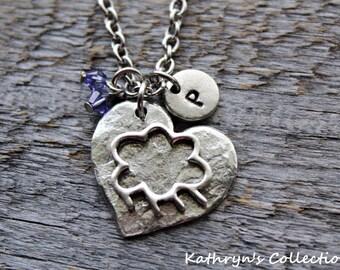 Purple Rain Necklace, Rain Cloud Necklace, Weather Jewelry, Rain Drops, Prince Tribute, Dancing In The Rain
