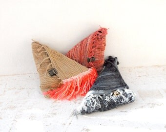 Summer Triangle Rug Bags