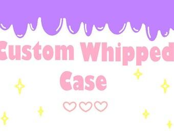 Custom Whipped Decoden Case
