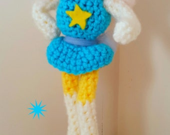Crochet Pearl Doll~Steven Universe
