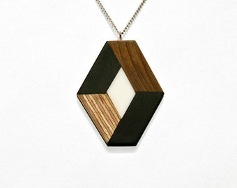 Side Chamber Necklace