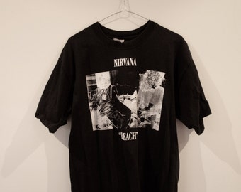 1990's Nirvana 'Bleach' Shirt
