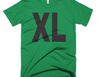 X-Large T-shirt XL