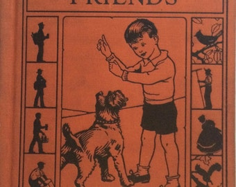 Billy Gene and His Friends, Children's Book, Published 1929