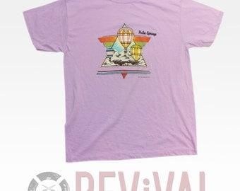 Vintage Palm Springs T-Shirt ~ Size M-L
