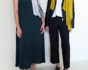Fenn scarf (right)