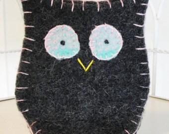 Owl Itty Ditty Bag
