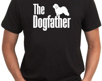 The dogfather Old English Sheepdog T-Shirt