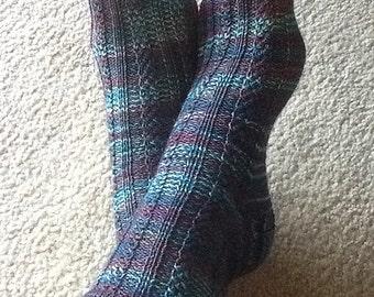 Handknit Socks - MARGAERY