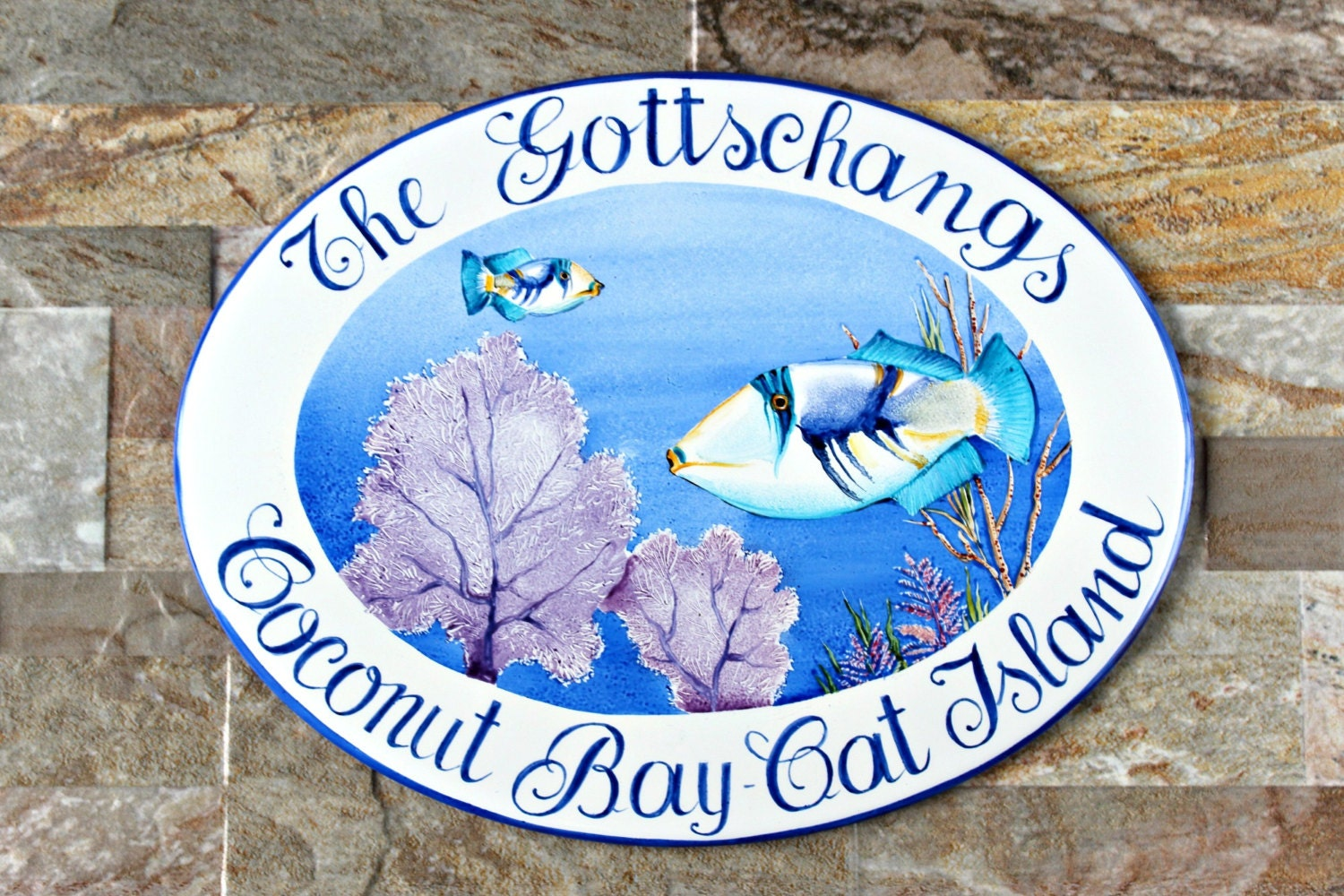 Outdoor decorative beach house sign nautical sign beach for Outdoor decorative signs