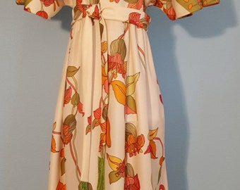 Leslie Fay Original Long Summer Dress