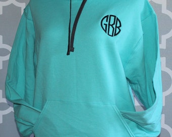 Monogrammed Hooded Sweatshirts!!!--