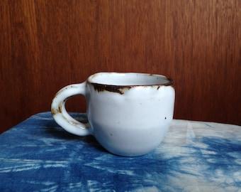 White Small Mug