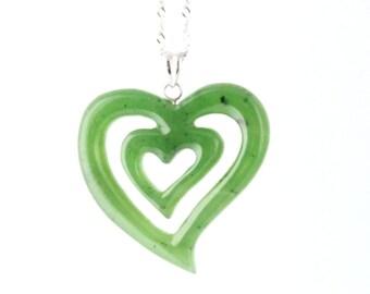 Pendant, Heart 3504