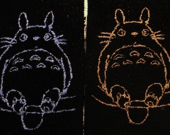 Totoro patch!