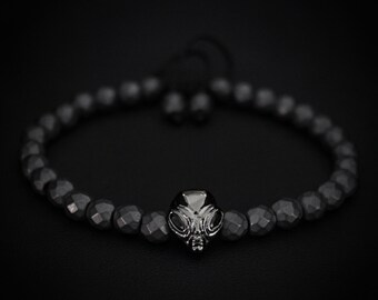 Mens Bracelet, Alien Bracelet, Visitor from The Space Bracelet, Ufo, Womens Jewelry, Aliens, Christmas Gift, Black Friday Deal