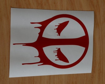 Dead Pool Decal