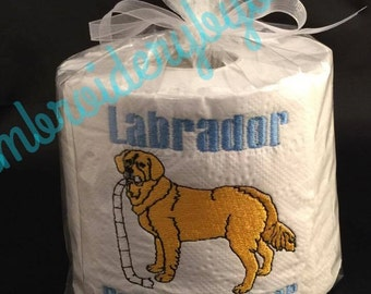 Labrador Poo Poo Paper For The Lab Lover Dog Lover One Of A