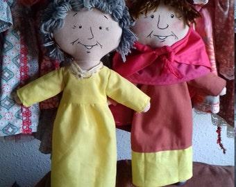 Nana and Babushka - Story Grandma