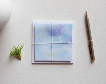 stationary cards, stationery set, blank cards, blank note cards, note card set, colorful stationery, watercolor note cards, note cards
