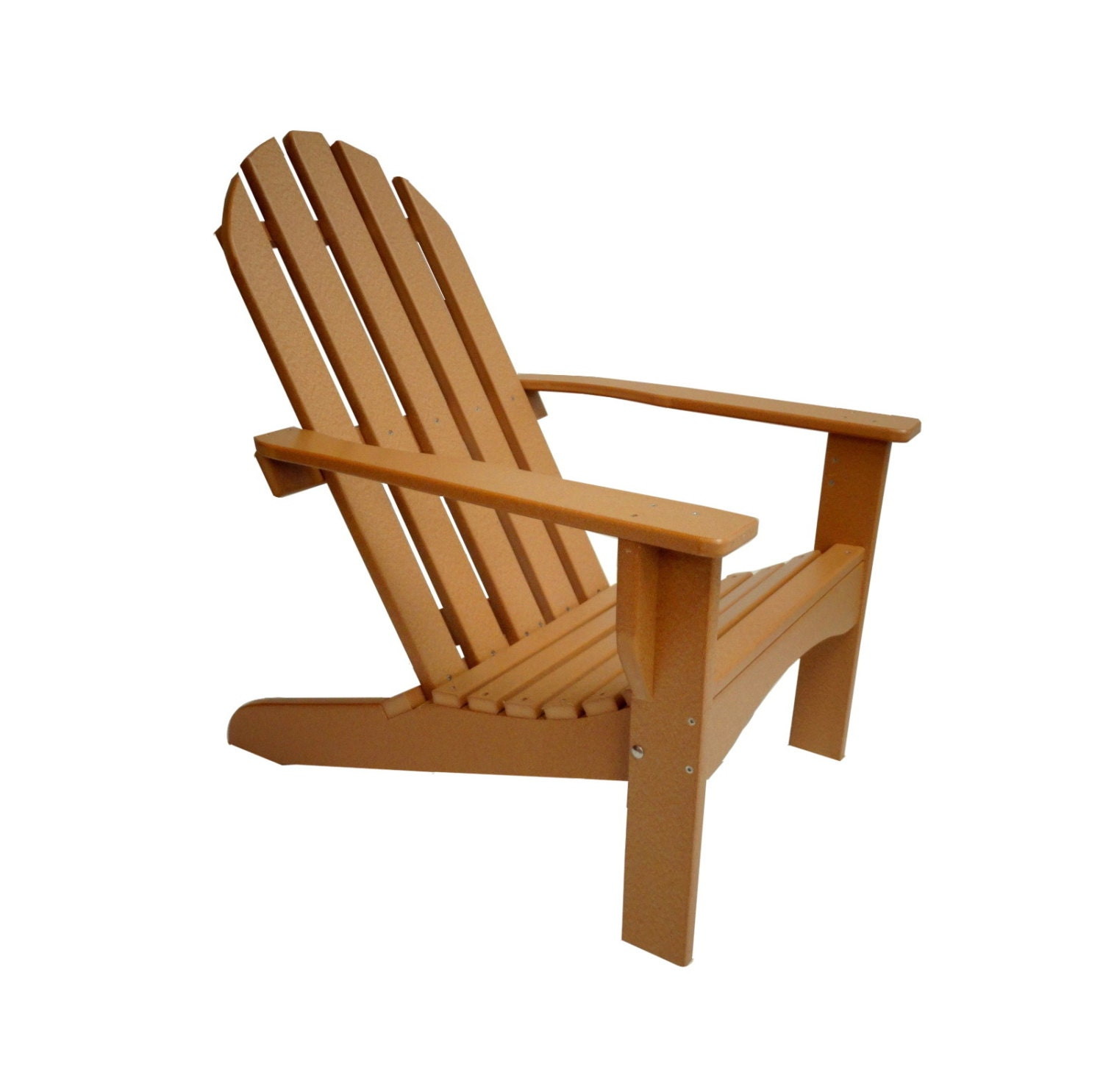 Adirondack chair casual style made from poly wood Composite adirondack chairs