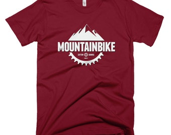 Mountain Bike Tee