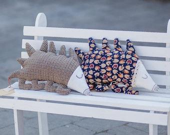 Hedgehog plush toy, plush hedgehog, hedgehog stuffed toy, cute hedgehog, stuffed animal hedgehog, hedgehog fabric, textile hedgehog