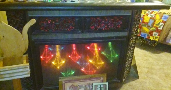 Rare Vintage Psychedelic Bar 1970 S Music Disco Lights