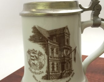 AK kaiser German Beer Stein