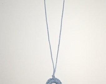 Tricot necklace