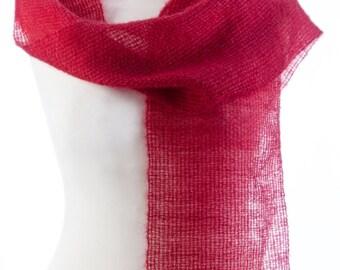 Scarf, Long scarf, Mohair scarf, Silk scarf, Handwoven scarf, Scarf handmade, Elegant scarf, Warm scarf, Stylish scarf, Fashion scarf