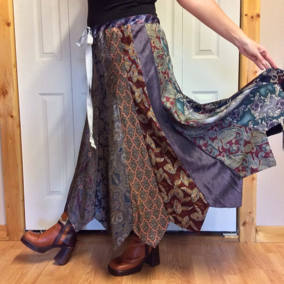 Skirt Made From Ties 5