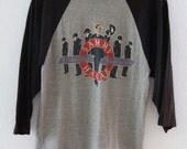 Vintage Concert T-Shirt Sammy Hagar Standing Hampton Tour 1982