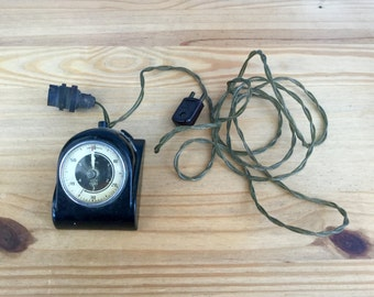 Bakelite Smiths Johnson Laboratory Stop Clock Stop Watch Darkroom Timer