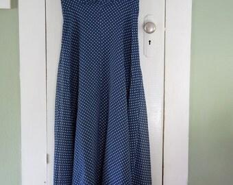 A Leslie Fay Original Polka Dot Dress