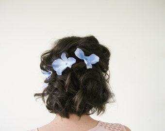 Bridal Hair Pin   Hair Pins Wedding Headpiece   Flower Hair Pin Set of 3