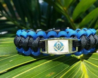 Masonic Bracelet Etsy