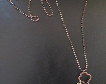 The Inspiration Key Necklace