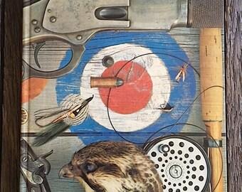 ON SALE - Vintage Hunters Book - Vintage Sportsman Book - Vintage Gun And Hunting Book - 1968 The American Sportsman Book - Winter 1968