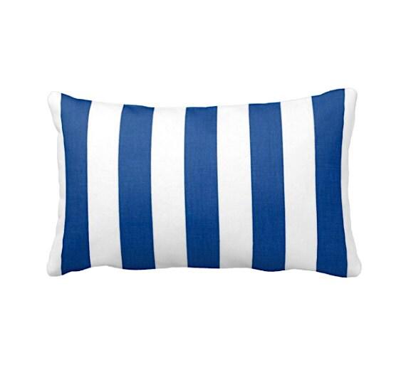 Cobalt Blue Pillow Cover Cobalt Throw Pillow by ReedFeatherStraw