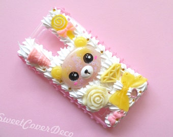 Galaxy S5 - Kawaii Bear Phone Case