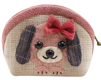 Dog Purse Sewing Kit Sewing Craft Precut Sewing Project